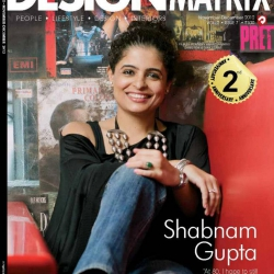 Design Matrix Magazine