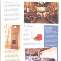 Idea Home & Garden Magazine