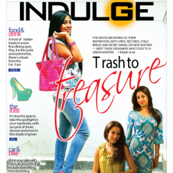 Indian Express Recycled Magazine